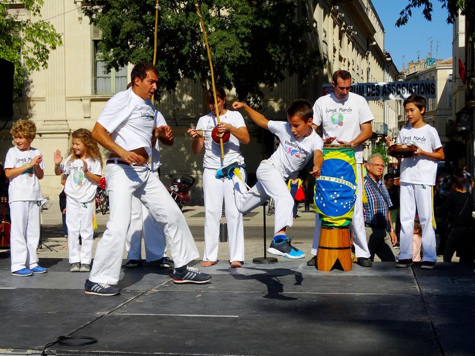 Capoeira n mes capoeira arles cours de capoeira n mes - Culture indoor nimes ...